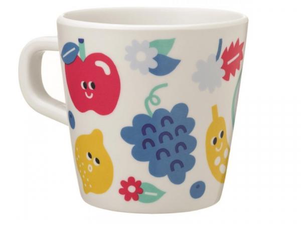 Acheter Petit mug tutti frutti en mélamine - 5,29€ en ligne sur La Petite Epicerie - 100% Loisirs créatifs