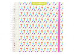 Acheter Cahier pour autocollant / Sticker book Fleur - 12,49€ en ligne sur La Petite Epicerie - Loisirs créatifs