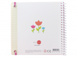 Acheter Cahier pour autocollant / Sticker book Fleur - 12,49€ en ligne sur La Petite Epicerie - 100% Loisirs créatifs