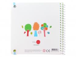 Acheter Cahier pour autocollant / Sticker book Arbre - 12,49€ en ligne sur La Petite Epicerie - 100% Loisirs créatifs