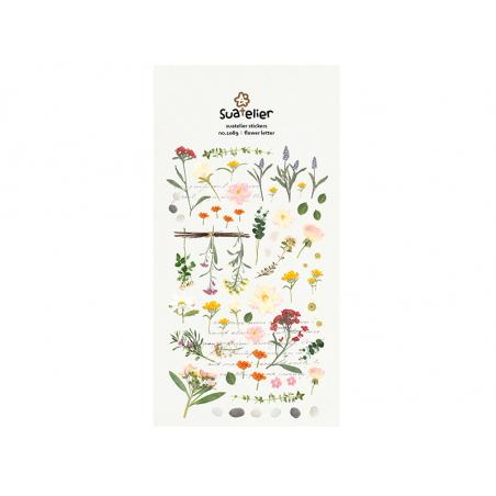 Acheter Stickers jolies fleurs - 5,49€ en ligne sur La Petite Epicerie - Loisirs créatifs