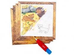 Acheter Coffret peinture magique à l'eau pour bébé - le safari - 9,99€ en ligne sur La Petite Epicerie - 100% Loisirs créatifs