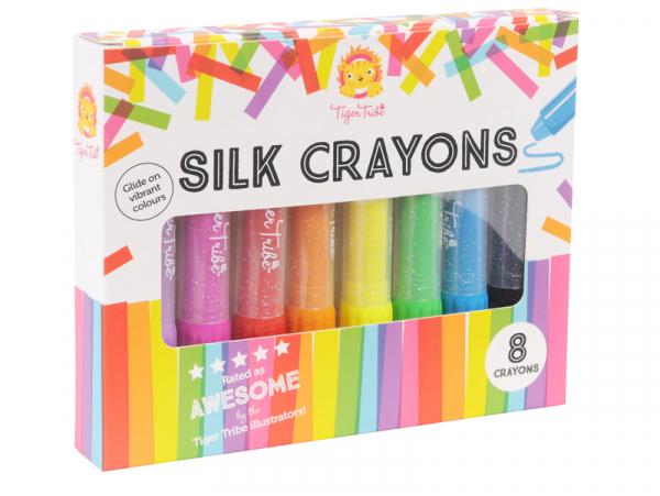Acheter 8 crayons gel - couleurs vives - 8,99€ en ligne sur La Petite Epicerie - 100% Loisirs créatifs