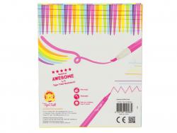 Acheter 10 feutres marqueurs double pointe - 9,99€ en ligne sur La Petite Epicerie - Loisirs créatifs