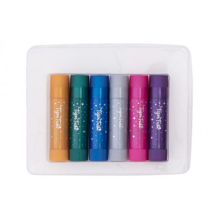 Acheter 6 crayons gel métalliques - 8,99€ en ligne sur La Petite Epicerie - Loisirs créatifs