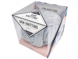 Acheter Coffret-livre Arm Knitting - 15 créations faciles et rapides - 29,95€ en ligne sur La Petite Epicerie - Loisirs créa...