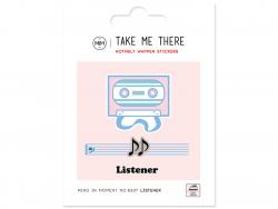 Acheter Ecussons cassette audio - 4,49€ en ligne sur La Petite Epicerie - Loisirs créatifs