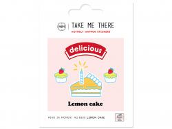 Acheter Ecussons gâteau au citron - 4,49€ en ligne sur La Petite Epicerie - Loisirs créatifs