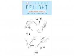 Acheter Tattoos éphémères constellations - 1,99€ en ligne sur La Petite Epicerie - Loisirs créatifs
