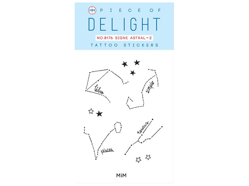Acheter Tattoos éphémères constellations - 1,99€ en ligne sur La Petite Epicerie - 100% Loisirs créatifs