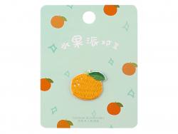Acheter Patch thermocollant - mandarine - 2,99€ en ligne sur La Petite Epicerie - Loisirs créatifs