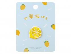 Acheter Patch thermocollant- demi citron - 2,99€ en ligne sur La Petite Epicerie - Loisirs créatifs