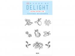 Acheter Tattoos éphémères nature - 1,99€ en ligne sur La Petite Epicerie - 100% Loisirs créatifs