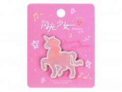 Acheter Patch thermocollant licorne holographique rose - 2,99€ en ligne sur La Petite Epicerie - 100% Loisirs créatifs