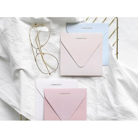 Acheter lot de 4 enveloppes et cartes de remerciement - 4,99€ en ligne sur La Petite Epicerie - Loisirs créatifs