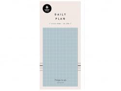 Acheter Bloc note bleu clair à carreaux - 3,09€ en ligne sur La Petite Epicerie - Loisirs créatifs