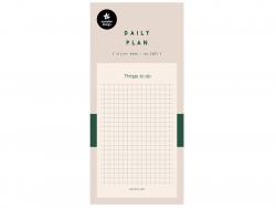 Acheter Bloc note blanc à carreaux - 3,09€ en ligne sur La Petite Epicerie - Loisirs créatifs