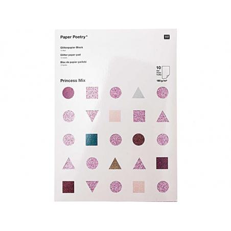 Acheter Bloc de papier A4 - Thème princesse - 8,69€ en ligne sur La Petite Epicerie - Loisirs créatifs