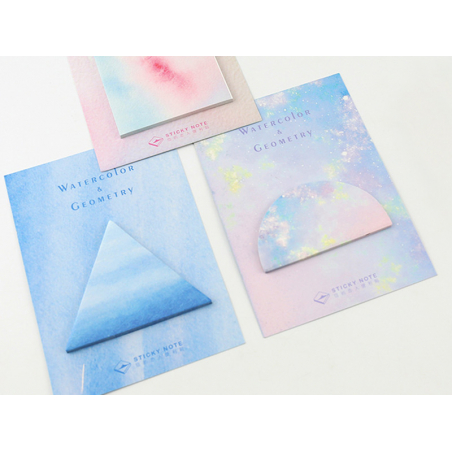 Acheter Lot de 30 notes adhésives / marque-pages - ciel féerique - 1,19€ en ligne sur La Petite Epicerie - 100% Loisirs créa...