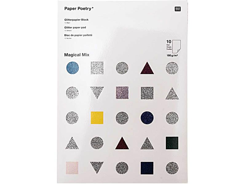 Acheter Bloc de papier A4 - Thème magie - 11,79€ en ligne sur La Petite Epicerie - 100% Loisirs créatifs