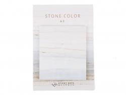 Acheter Lot de 30 notes adhésives carrées - pierre - 1,19€ en ligne sur La Petite Epicerie - 100% Loisirs créatifs