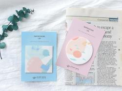 Acheter Lot de 30 notes adhésives - abstrait vert - 1,19€ en ligne sur La Petite Epicerie - Loisirs créatifs