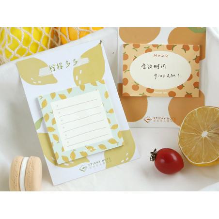 Acheter Bloc de 30 notes adhésives - to do list à citrons - 1,19€ en ligne sur La Petite Epicerie - Loisirs créatifs