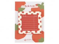 Acheter Bloc de 30 notes adhésives - to do list à tomates - 1,19€ en ligne sur La Petite Epicerie - Loisirs créatifs