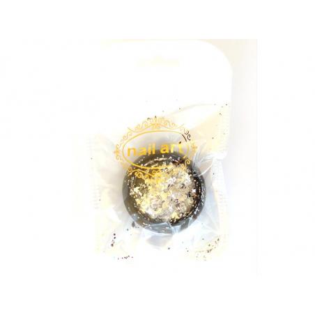 Acheter Boites de paillettes argentées - thème cosmos : lunes, étoiles, astre - 3,99€ en ligne sur La Petite Epicerie - 100%...