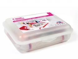 Acheter Assortiment 12 pains Fimo + accessoires - 39,99€ en ligne sur La Petite Epicerie - Loisirs créatifs