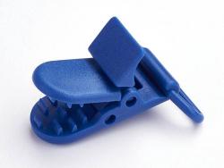 Acheter Pince clip accroche tétine pour bébé - bleu roi - 0,89€ en ligne sur La Petite Epicerie - 100% Loisirs créatifs