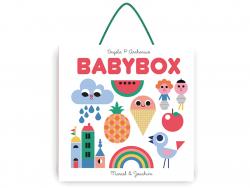 Acheter Coffret Babybox 4 livres et un mobile - Ingela P Arrhenius - 19,90€ en ligne sur La Petite Epicerie - Loisirs créatifs