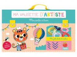 Acheter Valisette d'artiste mes cartes à lacer - 15,95€ en ligne sur La Petite Epicerie - 100% Loisirs créatifs
