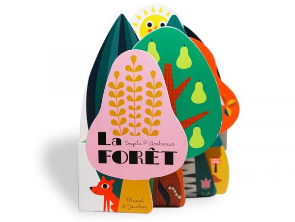 Acheter Livre Imagier La foret - nouvelle edition - Ingela P Arrhenius - 7,50€ en ligne sur La Petite Epicerie - Loisirs cré...