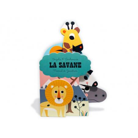 Acheter Livre Imagier La savane - Ingela P Arrhenius - 7,50€ en ligne sur La Petite Epicerie - 100% Loisirs créatifs