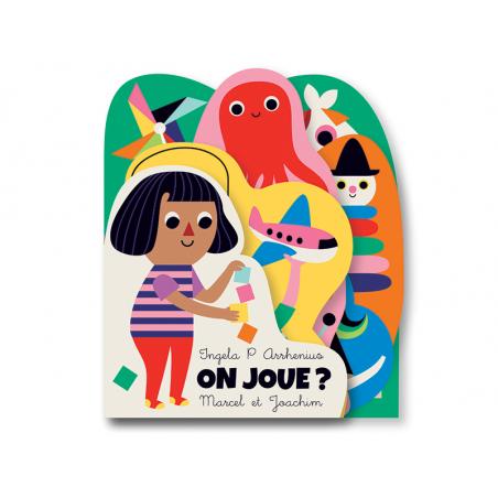 Acheter Livre On joue ? - Ingela P Arrhenius - 7,50€ en ligne sur La Petite Epicerie - Loisirs créatifs