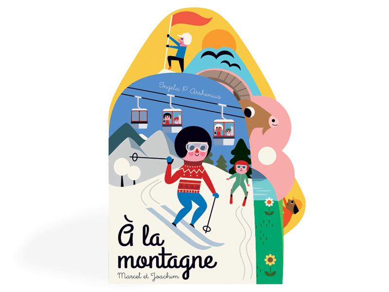 Acheter Livre Imagier A la montagne - Ingela P Arrhenius - 7,50€ en ligne sur La Petite Epicerie - Loisirs créatifs