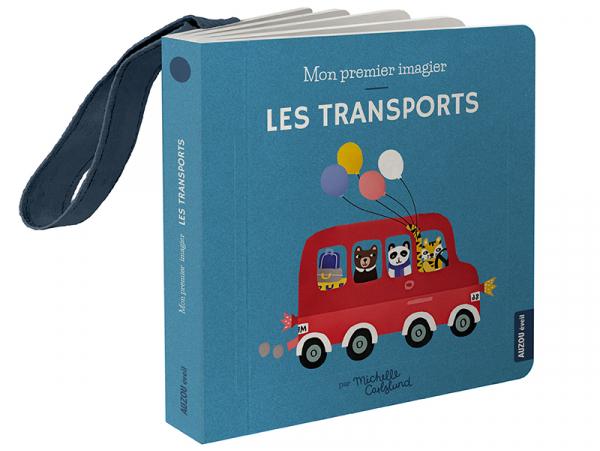 Acheter Imagier de poussette - Les transports - Michelle Carlslund - 6,95€ en ligne sur La Petite Epicerie - 100% Loisirs cr...