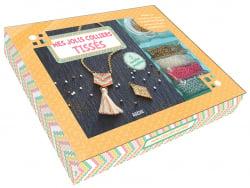 Acheter Coffret créatif miyuki - Mes jolis colliers tisses - Mathilde Paris Shiilia - 10,95€ en ligne sur La Petite Epicerie...