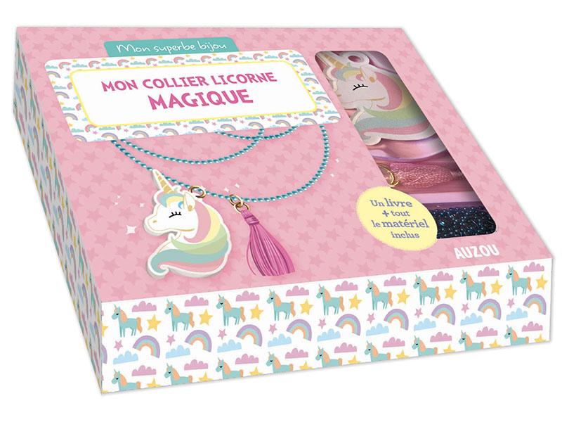 Acheter Coffret créatif - Mon joli collier licorne magique - Shiilia - 7,95€ en ligne sur La Petite Epicerie - Loisirs créatifs