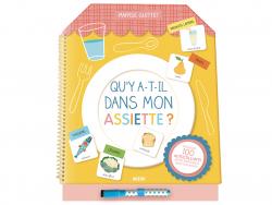 Acheter Livre Qu'y a-t-il dans mon assiette ? - Maryse Guittet - 14,95€ en ligne sur La Petite Epicerie - 100% Loisirs créatifs