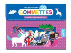 Acheter Pochette de 100 gommettes - les créatures magiques - Anne Passchier - 4,95€ en ligne sur La Petite Epicerie - Loisir...