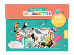 Acheter Pochette de gommettes - Les oiseaux - Fanny Giacomini - 3,95€ en ligne sur La Petite Epicerie - Loisirs créatifs