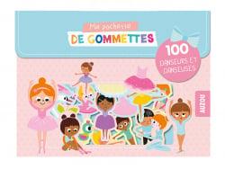 Acheter Pochette de gommettes - Les danseuses et les danseurs - Isabelle Jacqué - 3,95€ en ligne sur La Petite Epicerie - 10...