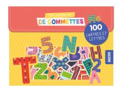 Acheter Pochette de gommettes - Lettres et chiffres - Émilie Lapeyre - 3,95€ en ligne sur La Petite Epicerie - 100% Loisirs ...