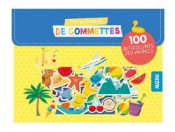 Acheter Pochette de 100 gommettes- autocollants des vacances - Camille Loiselet - 3,95€ en ligne sur La Petite Epicerie - 10...