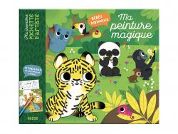 Acheter Ma peinture magique - les bébés animaux de Marta Sorte - 7,95€ en ligne sur La Petite Epicerie - 100% Loisirs créatifs
