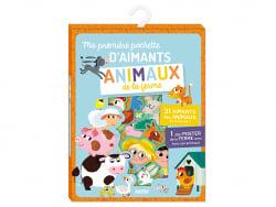 Acheter Ma première pochette d'aimants - Animaux de la ferme - Chiara Nocentini - 7,50€ en ligne sur La Petite Epicerie - Lo...