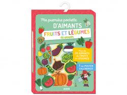 Acheter Ma première pochette d'aimants - Fruits et légumes de saison - Mylène Rigaudie - 7,50€ en ligne sur La Petite Epicer...