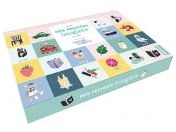Acheter Mes premiers imagiers - Michelle Carlslund - 19,95€ en ligne sur La Petite Epicerie - Loisirs créatifs